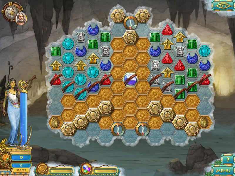 Heroes of Hellas 3: Athens screen shot