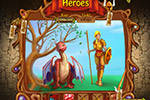Screenshot of Heroes of Solitairea