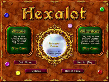 Hexalot screen shot