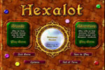 Screenshot of Hexalot