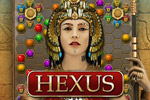 Hexus is a unique game that combines match-3, puzzles, and strategy in Ancient Egypt.