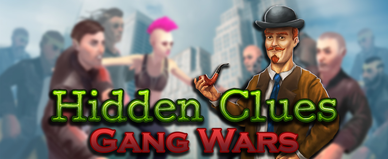 Hidden Clues 3: Gang Wars - Arrest a killer! - image