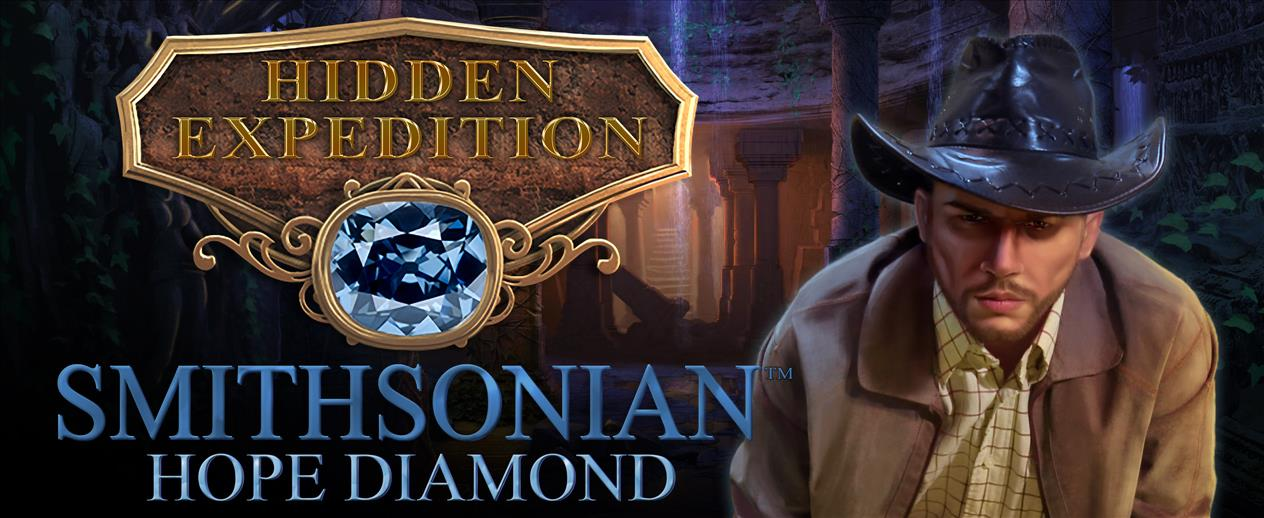 Hidden Expedition: Smithsonian Hope Diamond - Will you find the gem in time? - image