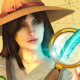 Hidden Memories of a Bright Summer - You just inherited an estate! Find hidden objects and uncover the tale of a mysterious diary in Hidden Memories of a Bright Summer. - logo