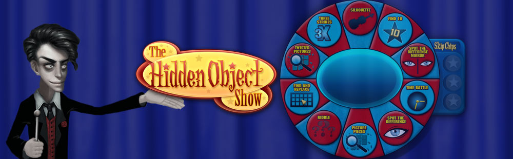 The Hidden Object Game Show