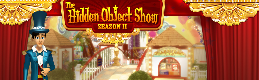 The Hidden Object Show - Season 2