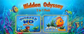 Hidden Odyssey 2 in 1 Pack - image