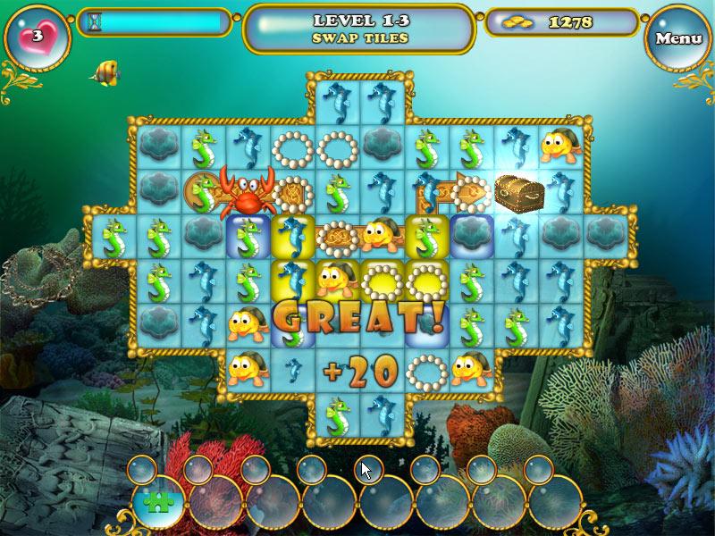 Hidden Wonders of the Depths 2 screen shot