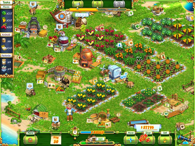 Hobby Farm screen shot