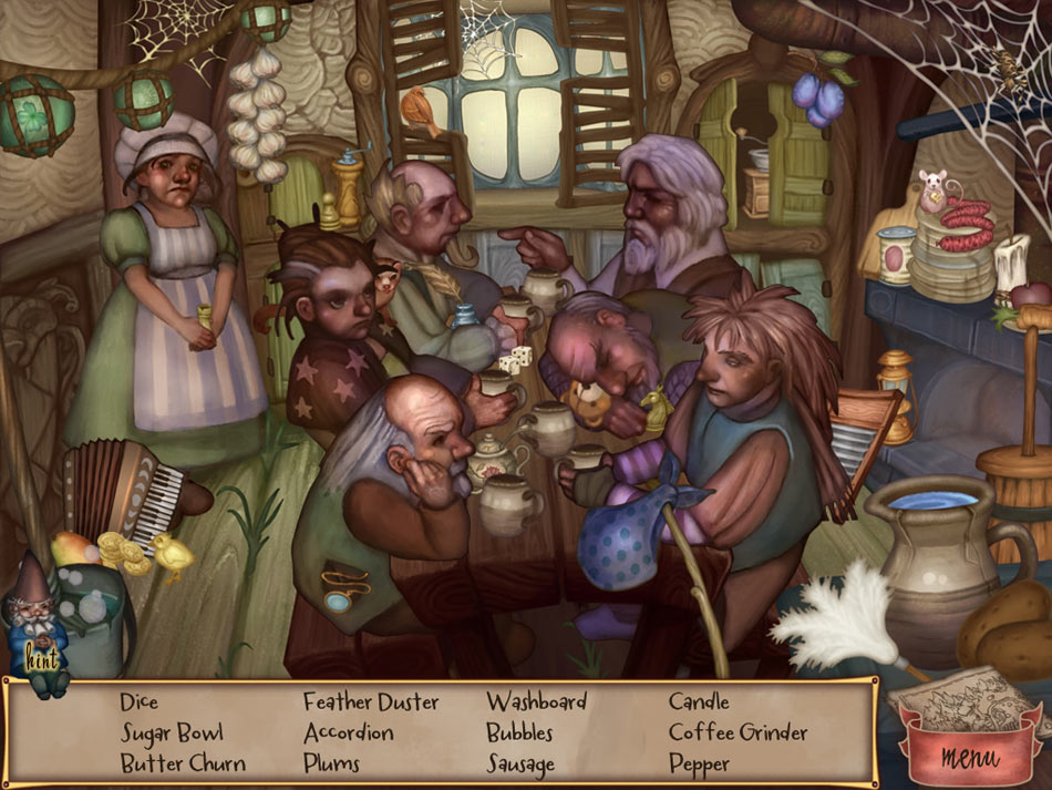 Hodgepodge Hollow: A Potions Primer screen shot