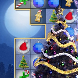 Holiday Bonus GOLD - Holiday Bonus GOLD is a seasonal match-3 that's perfect for the holidays!  Get in the spirit today! - logo