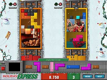Holiday Express screen shot