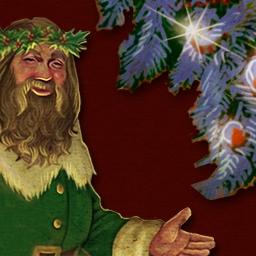 Holiday Jigsaw Christmas - HO HO HO!  Add some merry magic to your jigsaw puzzles with Holiday Jigsaw Christmas. - logo