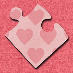 Holiday Jigsaw Valentines Day - Holiday Jigsaw Valentines Day has 500 cute photos for you to put together! - logo