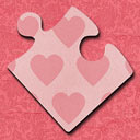 Holiday Jigsaw Valentines Day