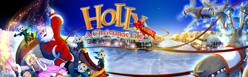 Holly - A Christmas Tale Deluxe