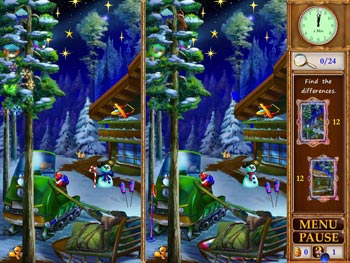 Holly - A Christmas Tale Deluxe screen shot