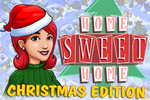 Restore Christmas cheer to a town in Home Sweet Home: Christmas Edition!