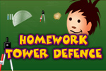 Destroy the concept of homework once and for all in Homework Tower Defense. Play FREE now!