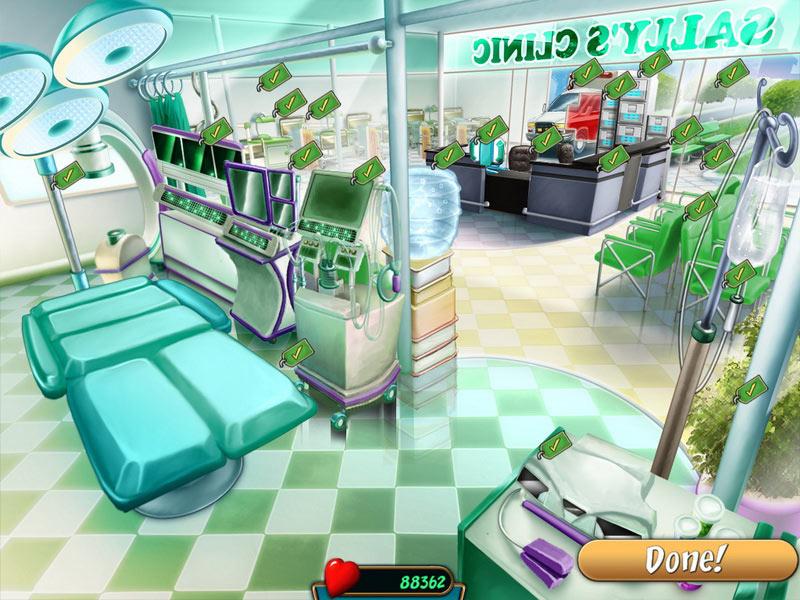 Hospital Haste screen shot