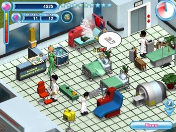 Hospital Hustle screen shot