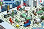 Screenshot of Hospital Hustle