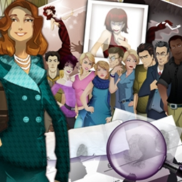 Hostile Makeover - Hostile Makeover is a hidden object game based on the Ellen Byerrum novel! - logo