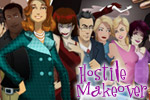 Hostile Makeover is a hidden object game based on the Ellen Byerrum novel!
