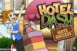 Hotel Dash™ - Suite Success™ features Flo, Quinn, and over 90 upgrades!