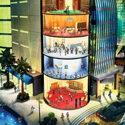 Hotel Giant 2 - Create the hotel of your dreams with impressive realism in Hotel Giant 2! - logo