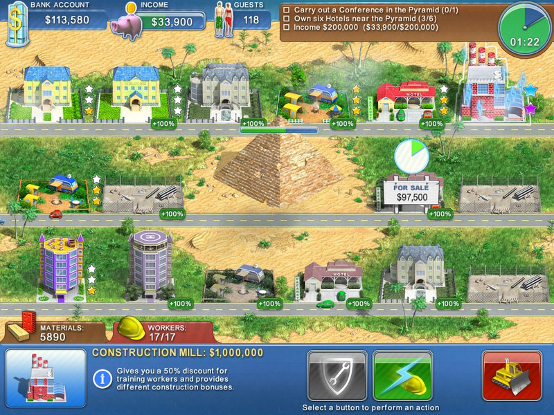 Hotel Mogul screen shot