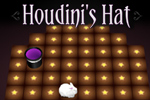 Houdini's rabbit, Rasputin, is missing! Use magic tricks find Rasputin and bring him home. Houdini's Hat is a FREE arcade game for all ages!