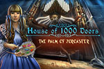 Search for artifacts that can break the power of a cursed gem in House of 1000 Doors: The Palm of Zoroaster.