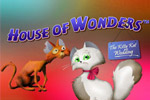 Search for hidden treasures in House of Wonders: Kitty Kat Wedding!