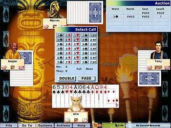 Hoyle Card Games screen shot