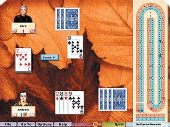 Hoyle Card Games screen shot