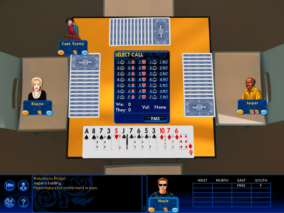 Hoyle Card Games 2011 screen shot