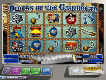 Hoyle Casino screen shot