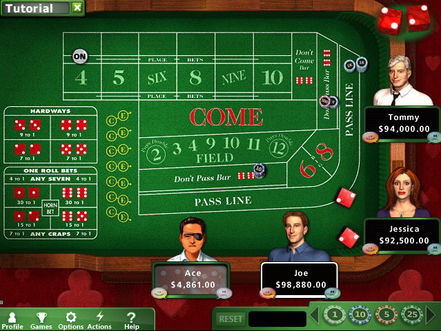 Hoyle Casino Collection 2 screen shot