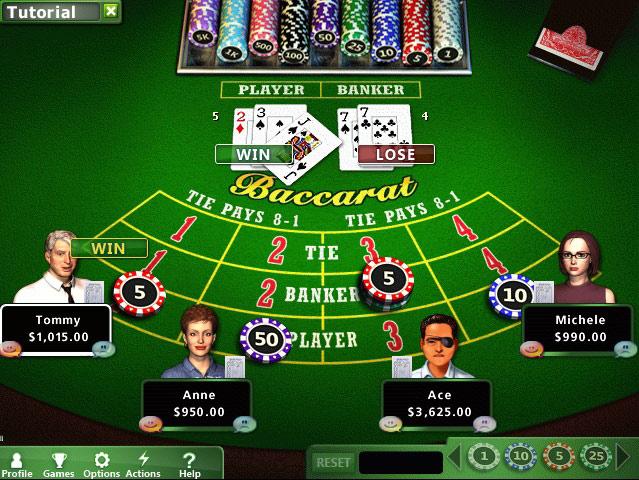 Hoyle Casino Collection 2 screen shot