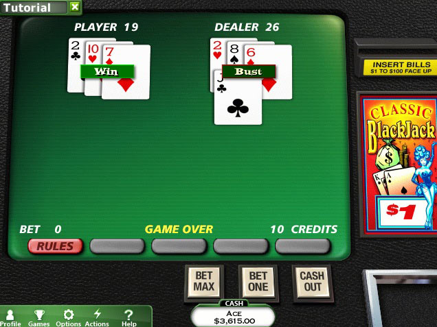 Hoyle Casino Collection 3 screen shot