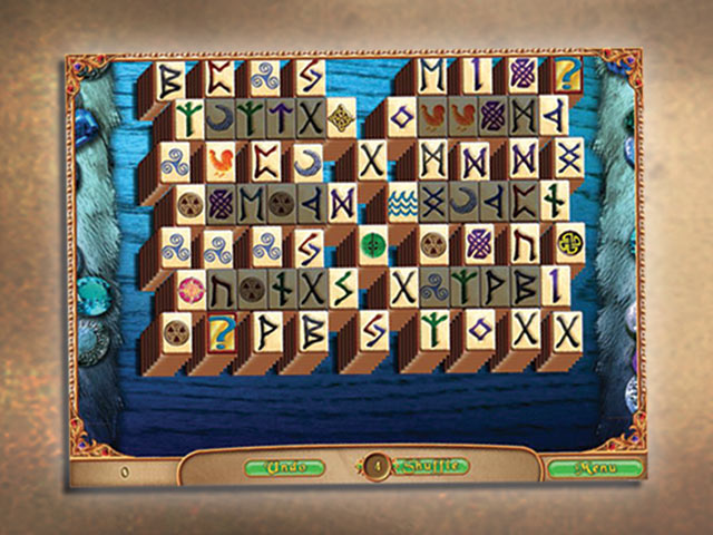 Hoyle Enchanted Puzzles screen shot