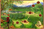 Screenshot of Hoyle Enchanted Puzzles