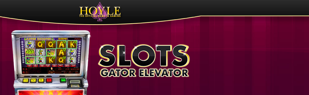Hoyle Gator Elevator