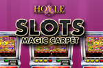 Hit the Jackpot with exciting slot games from HOYLE®!  Features mechanical and video slots and fun bonus rounds! Play Hoyle Magic Carpet today!