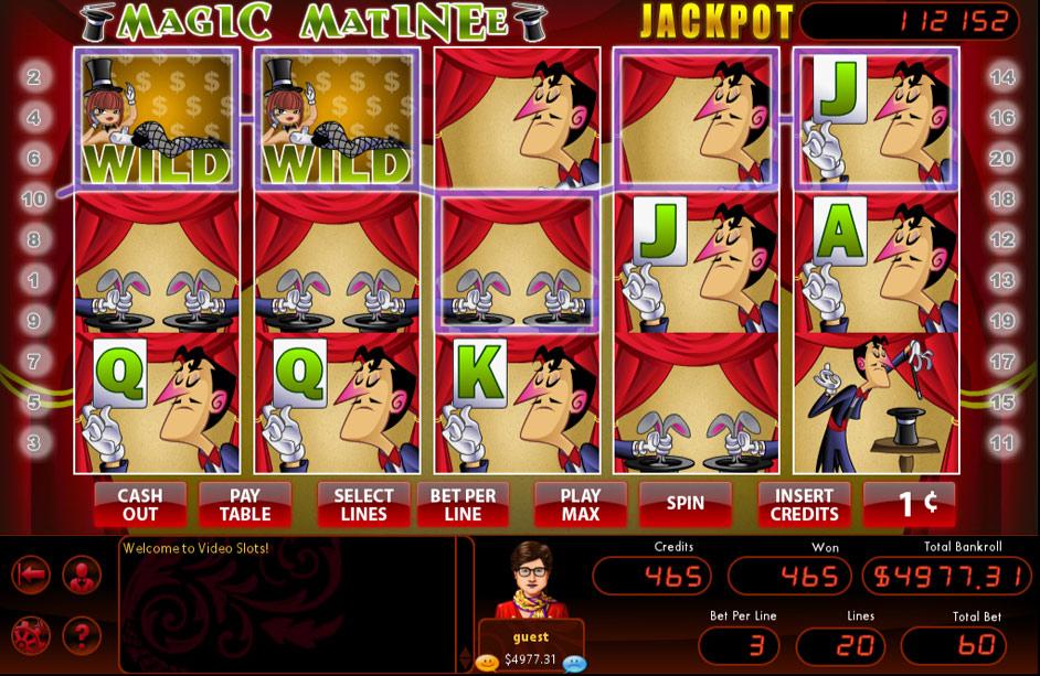 Hoyle Magic Carpet screen shot