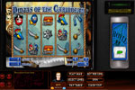 Screenshot of Hoyle Ninjas of the Caribbean