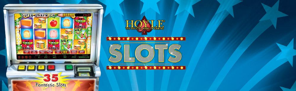 Hoyle Slots 2011