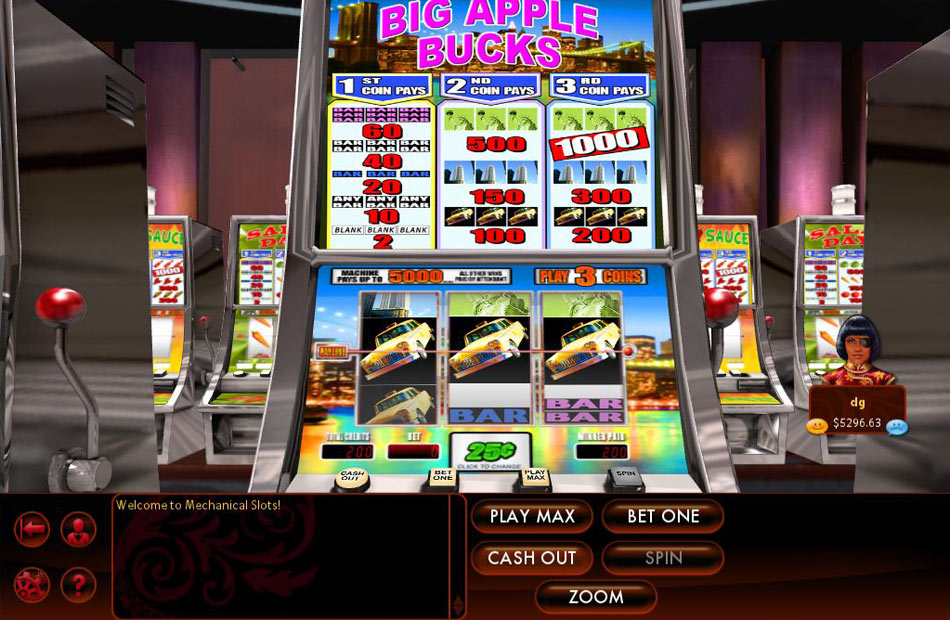 Hoyle Slots 2011 screen shot