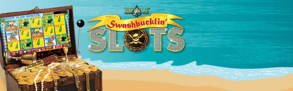 Hoyle Swashbucklin' Slots 2011